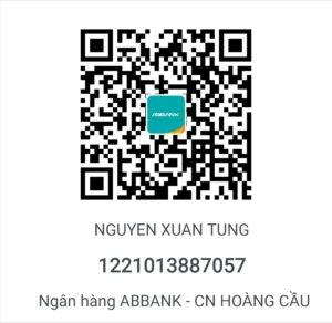 mã QR code - tungnx
