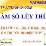 Hàm số lũy thừa - hàm số mũ - Tóm tắt lý thuyết hàm số lũy thừa - học toán 12 - Maths9m