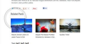 Hiển thị các bài viết liên quan trong WordPress - chia sẻ Kiến thức WordPress hay - Tungnx