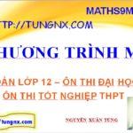 Phương trình mũ - Phương pháp giải phương trình mũ - học toán 12 - Maths9m - Tungnx