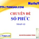 Chuyên đề số phức - số phức lớp 12 - học toán 12 online - Tungnx