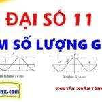 Hàm số lượng giác - Học toán 11 online hay - Maths9m